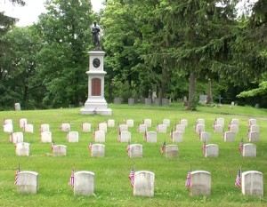 Albany-Rural-Cemetery-Soldiers-Lot