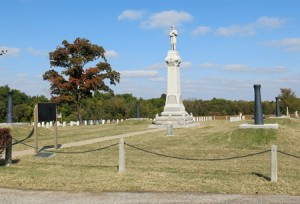 Baxter-Springs-City-Cemetery-Soldiers'-Lot