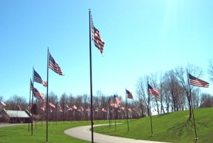 Fort-Custer-National-Cemetery
