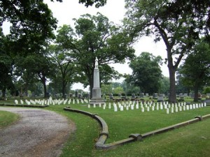 Lakeside-Cemetery-Soldiers-Lot