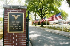 Little-Rock-National-Cemetery
