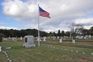 Mount-Pleasant-Cemetery-Soldiers'-Lot