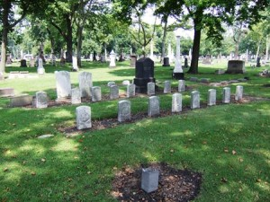 Woodland-Cemetery-Soldiers-Lot